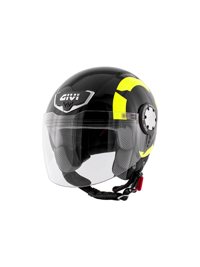 GIVI 10.4F STARK motoristična jet čelada -