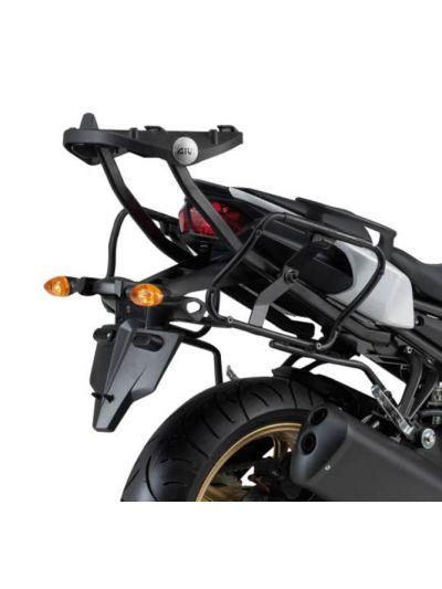 GIVI PLXR366 hitro snemljivi nosilci stranskih kovčkov za Yamaha FZ8 (2010 - 2015) za V35 in V37 kovčke