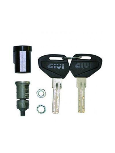 GIVI SL105 Security Lock komplet 5 ključavnic