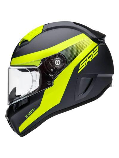 SR2 RESONANCE SCHUBERTH - Motoristična čelada - rumena