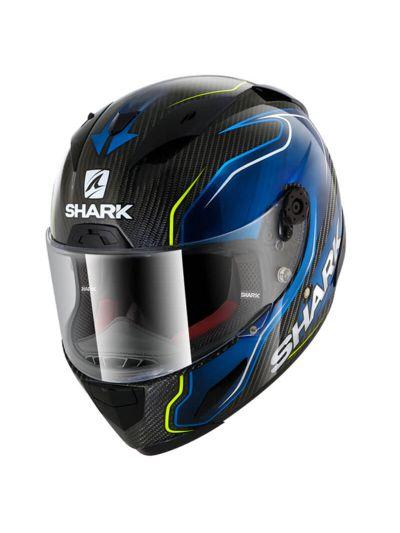 SHARK RACE-R PRO CARBON GUINTOLI Motoristična čelada