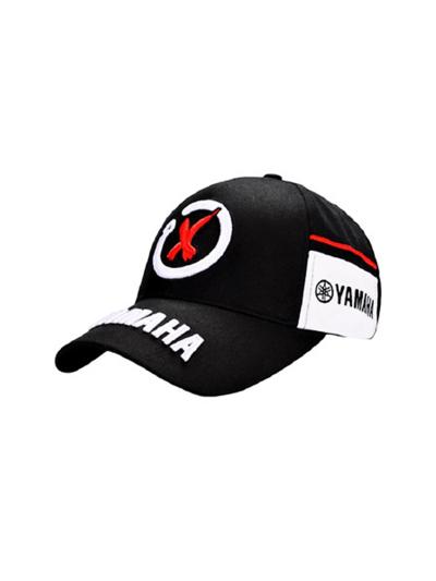 Kapa Jorge Lorenzo 99 Yamaha - črna