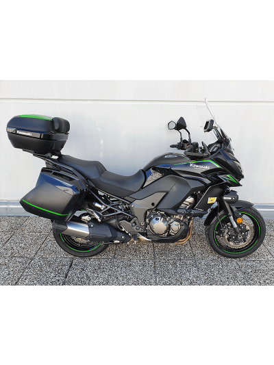 Kawasaki Versys 1000 Grand Tourer, 2018