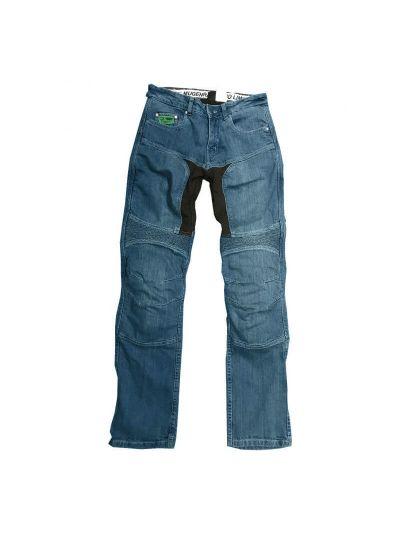 Motoristične jeans hlače MugenRace Kevlar 1968
