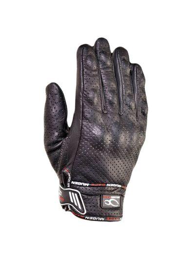 Kratke motoristične rokavice MugenRace WARROSHY