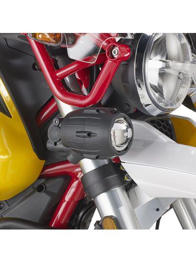 GIVI LS8203 nosilec luči za Moto Guzzi V85 TT (2019 - )