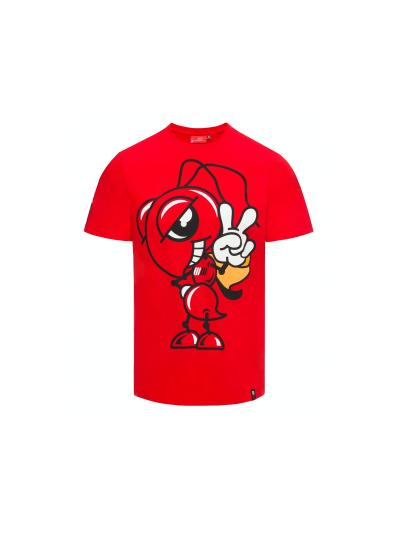 Majica s kratkimi rokavi Marc Marquez 93 | Rdeča mravlja