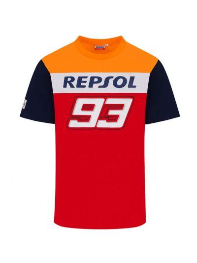 Majica s kratkimi rokavi Repsol MM93