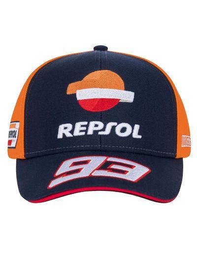 Kapa s šiltom Repsol MM93