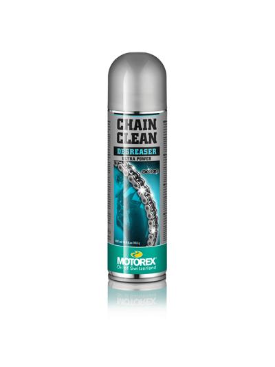 MOTOREX Chain Clean sprej za čiščenje verige 500 ml