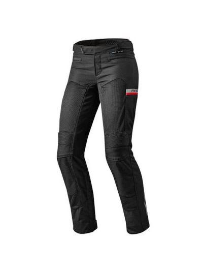 REV'IT TORNADO 2 LADY ženske tekstilne motoristične hlače - črne
