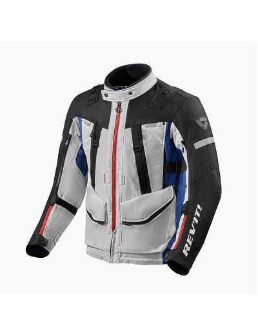 Motoristična tekstilna jakna REVIT SAND 4 H2O
