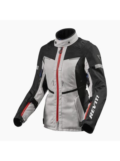 Ženska motoristična jakna tekstilna REVIT SAND 4 H20 Lady