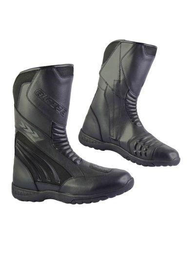 ELEONE VERNO CE WP vodoodporni motoristični škornji - črni