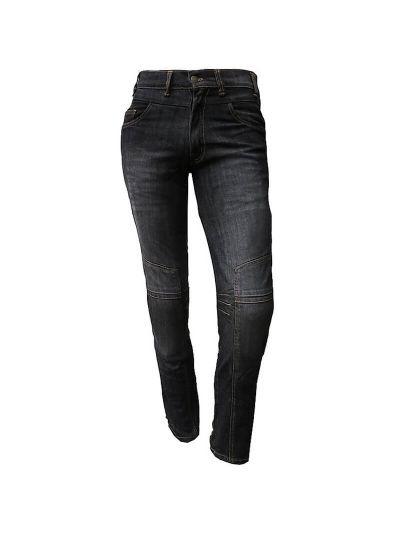 Motoristične jeans hlače HERO RIDER 1 - črne