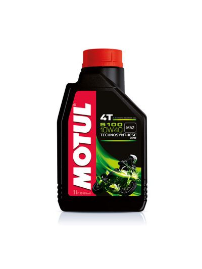 Motorno olje MOTUL 5100 10W40 1L