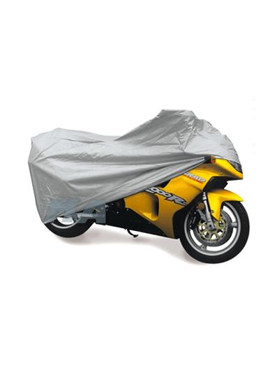 Pokrivalo za motor  s kovčkom SPINELLI D PVC