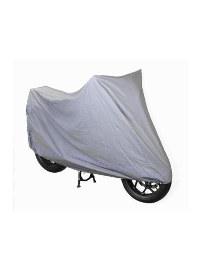 Pokrivalo za motorno kolo s kovčkom SPINELLI E PVC