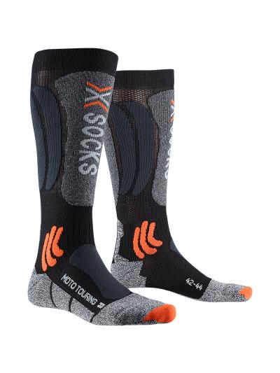Motoristične nogavice X-SOCKS Moto Touring Long