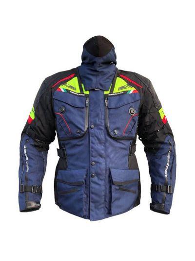 Motoristična tekstilna jakna MugenRace 2099
