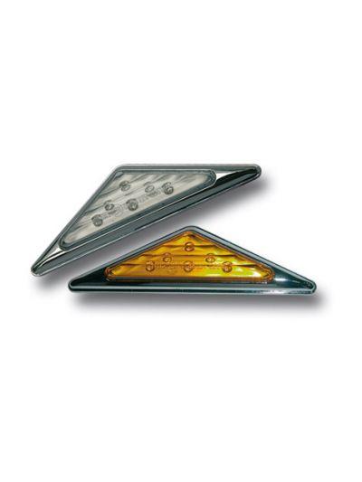 ERMAX No#8 LED mini smerniki - beli