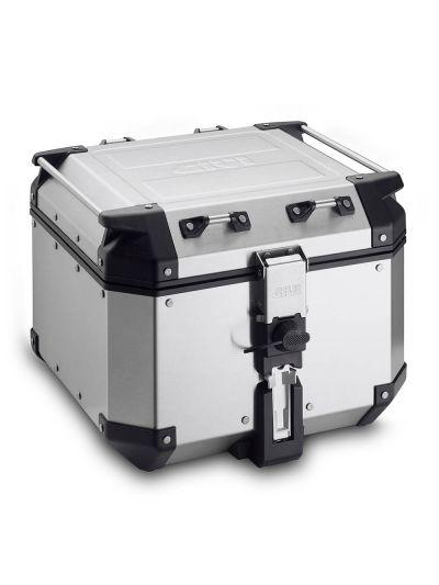 GIVI OBKN42 TREKKER OUTBACK aluminijasti zadnji kovček 42 L