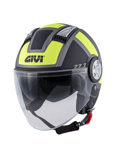 Motoristična odprta čelada GIVI 11.1 AIR JET-R CLASS