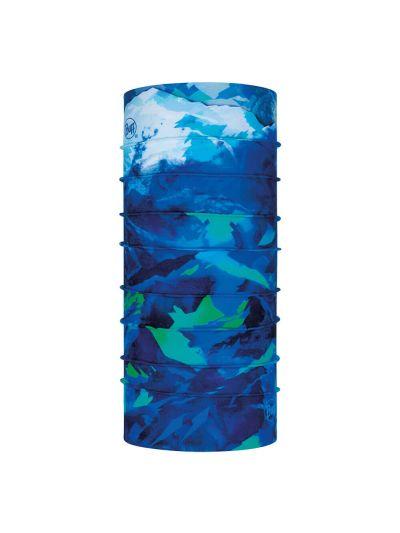 Otroška rutka BUFF Junior High Mountain Blue
