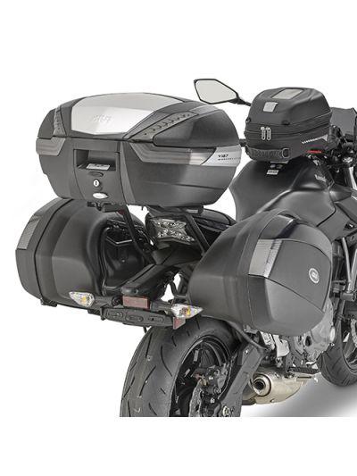 GIVI PLX4117 nosilec stranskih kovčkov V35 / V37 za Kawasaki Z650 (2017 - 2020)