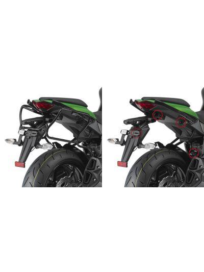 GIVI PLXR4100 hitro snemljivi nosilci stranskih kovčkov za Kawasaki Z 1000 SX (2011 - 2019)