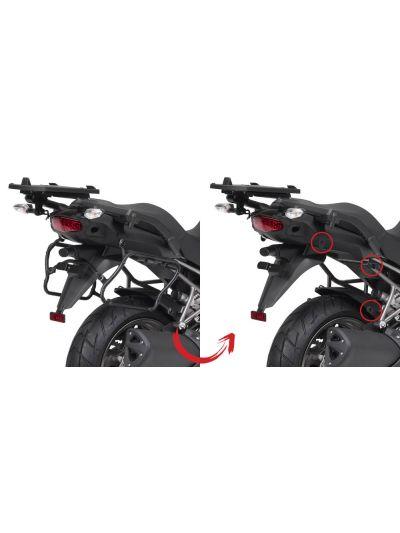 GIVI PLXR4105 hitro snemljivi nosilec stranskih kovčkov za Kawasaki Versys 1000 (2012 - 2014)