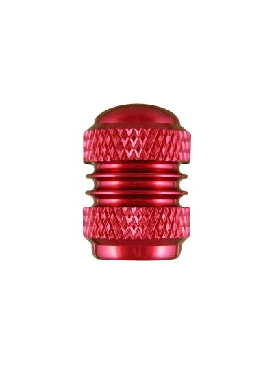Pokrovček za ventil Keiti - rdeč