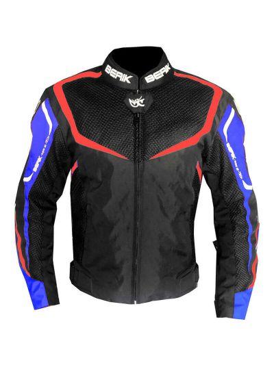 Poletna motoristična jakna Berik 2.0 MESH