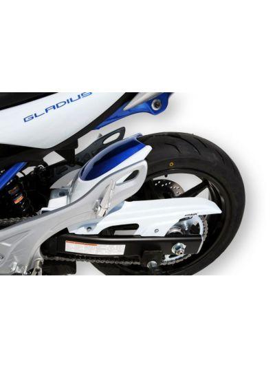 ERMAX zadnji blatnik za Suzuki Gladius 650 (2009-2015) - belo-modra