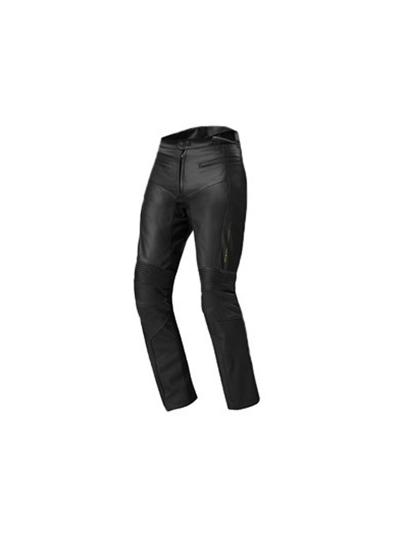 REV'IT MAVERICK EVO črne usnjene motoristične hlače - črne (Velikost 58)
