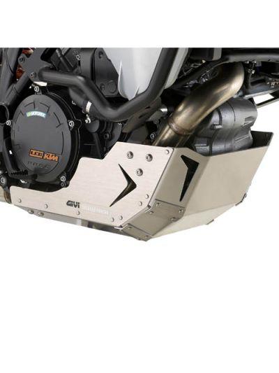 GIVI RP7703 aluminijasta zaščita oljnega karterja za KTM 1050 Adventure / 1190 Adventure / 1290 Super Adventure