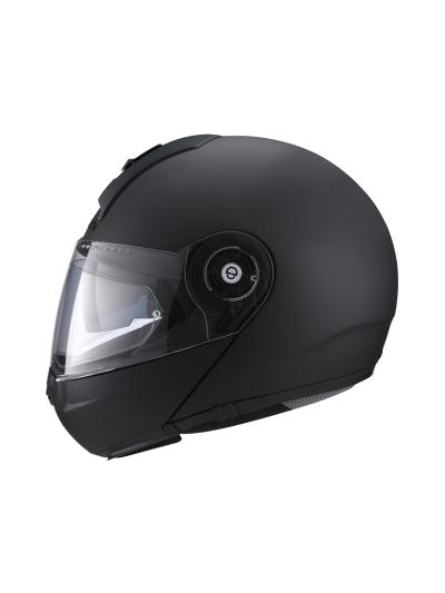 Motoristična čelada SCHUBERTH C3 Basic črna mat