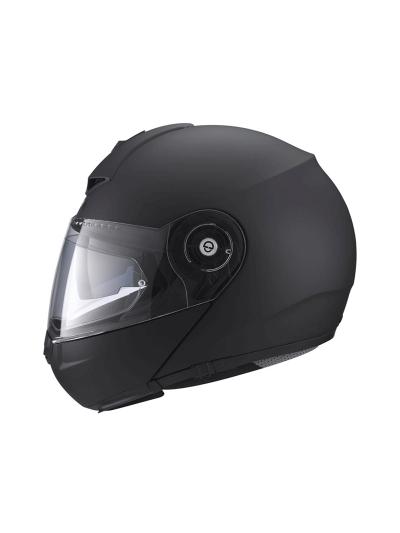 Motoristična čelada SCHUBERTH C3 PRO mat črna