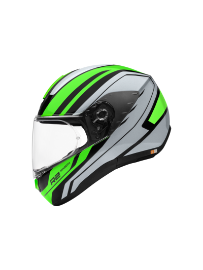 Schuberth R2 ENFORCER GREEN integralna motoristična čelada - zelena
