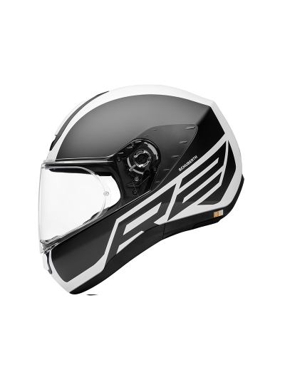 R2 TRACTION WHITE SCHUBERTH - Motoristična čelada - bela