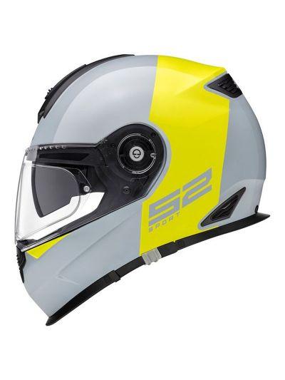 SCHUBERTH S2 SPORT Integralna motoristična čelada - Redux rumena