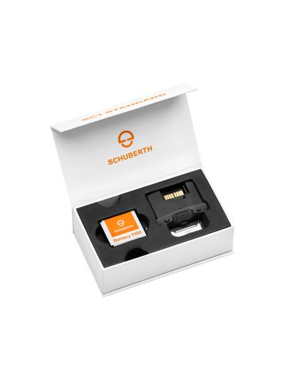 SCHUBERTH SC1 STANDARD motoristična interkom komunikacijska naprava za čelado C4 Pro (Carbon) / R2