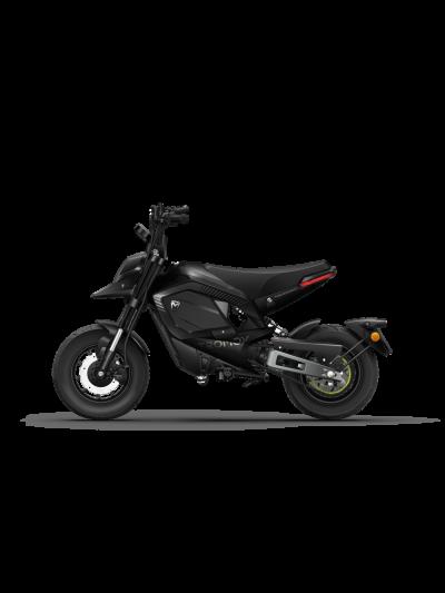 Mini bike Tromox MINO 26Ah električni moped Secret Black