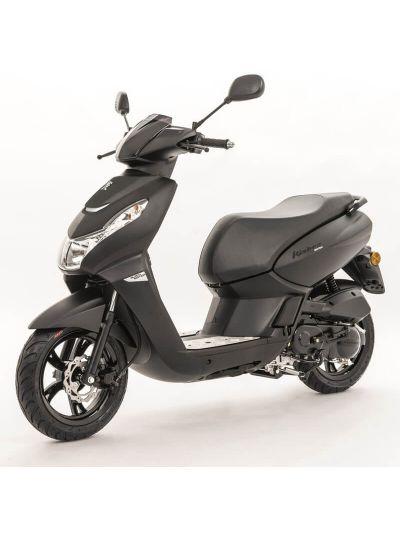 Skuter 25 km/h Peugeot KISBEE Black Edition