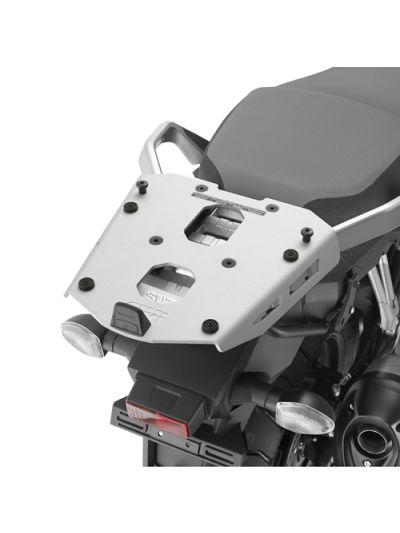 GIVI SRA3112 Monokey4 nosilec zadnjega kovčka iz aluminija za Suzuki V-Strom 650/1000 (2017 - 2019)