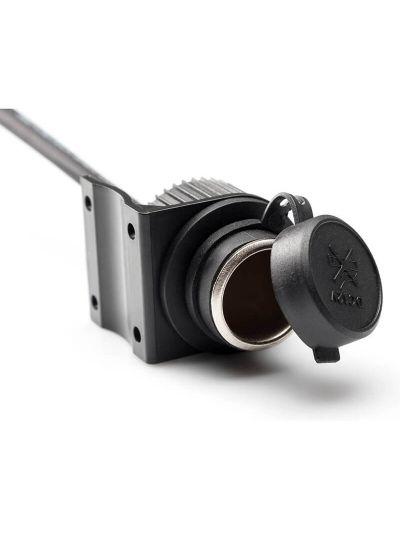 SW-Motech 12V Vtičnica za s kablom za motor