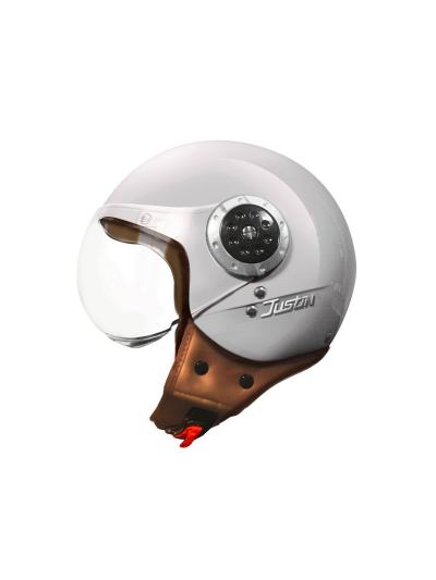 Odprta čelada TORX Helmets JUSTIN - siva
