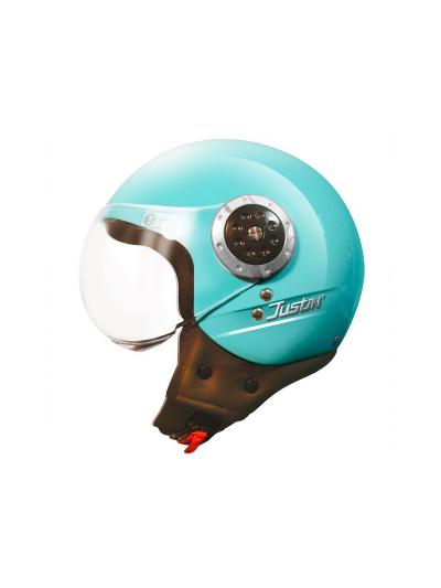 Odprta čelada TORX Helmets JUSTIN - modra