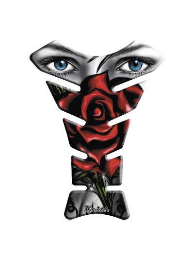Univerzalna tank nalepka Keiti Rose & Eyes