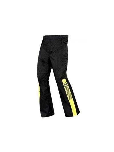 Dežne hlače Spyke SHV RAIN PANT črno rumene